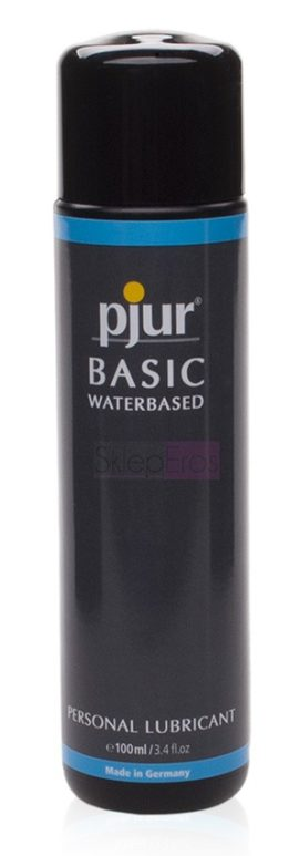 ŻEL PJUR WaterBased - 100ml - MADE IN GERMANY