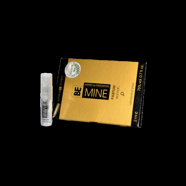 BEMine Women - DAMSKIE PERFUMY Z FEROMONAMI 2 ml