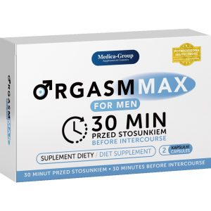 Orgasm Max for Men